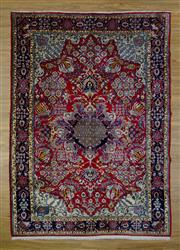 Sale 8559C - Lot 95 - Persian Kashan 412cm x 298cm