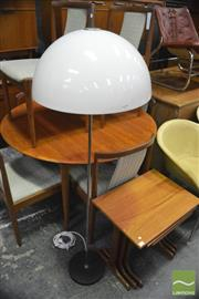 Sale 8350 - Lot 1094 - Perspex Standard Lamp