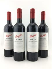 Sale 8553 - Lot 1734 - 4x 2011 Penfolds Bin 150 Marananga Shiraz,