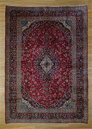 Sale 8559C - Lot 96 - Persian Kashan 417cm x 248cm