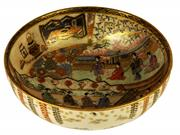Sale 8057 - Lot 91 - Satsuma Bowl