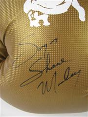 Sale 8450S - Lot 769 - Oversized Lonsdale Boxing Glove, signed by Sugar Shane Mosley and others