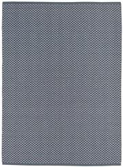 Sale 8651C - Lot 3 - Colorscope Collection; Indoor/Outdoor, Olefin/Polyprop - Steel/White Rug, Origin: India, Size: 160 x 230cm, RRP: $669