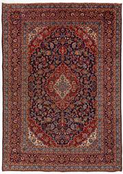 Sale 8740C - Lot 45 - A Persian Kashan From Isfahan Region 100% Wool Pile On Cotton Foundation, 370 x 270cm