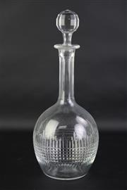 Sale 8827 - Lot 47 - Baccarat Crystal Decanter
