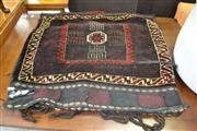 Sale 8115 - Lot 1420 - Persian Saddle Bag (164 x 76cm)