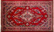Sale 8256B - Lot 21 - Persian Kashan 220cm x 138cm RRP $900
