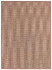 Sale 8651C - Lot 4 - Colorscope Collection; Indoor/Outdoor, Olefin/Polyprop - Orange/White Rug, Origin: India, Size: 160 x 230cm, RRP: $669