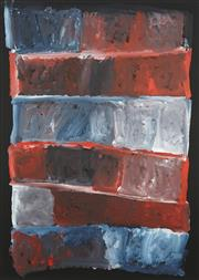 Sale 8781 - Lot 511 - Kudditji Kngwarreye (c1928 - 2017) - My Country 91 x 65cm (stretched and ready to hang)