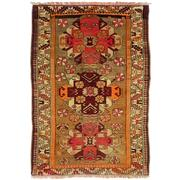 Sale 8860C - Lot 13 - An Antique Caucasian Kazak, in Handspun Wool 143x100 cm