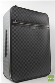 Sale 8533 - Lot 82 - Louis Vuitton 55 Mens Suitcase