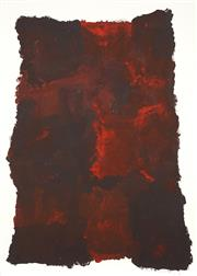 Sale 8813A - Lot 5075 - Kudditji Kngwarreye (c1928 - 2017) - My Country 91 x 65cm (stretched and ready to hang)