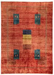 Sale 8780C - Lot 237 - An Afghan Chobi Gabbeh (Natural Dyes) Hand Spun Wool The Rug Is Most Suitable To Australian Interior, 290 x 210cm