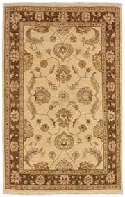 Sale 8860C - Lot 14 - An Afghan Classic Hezari Design, in Handspun Wool 122x191