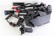 Sale 8860V - Lot 19 - Quantity Of Camera Housings Accessories Etc Incl Gigapan, Slide And Gearbox