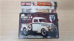 Sale 9176 - Lot 2633 - 2 Ford Tin Signs 30x20cm