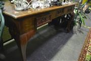Sale 8307 - Lot 1037 - French Style Desk