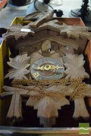 Sale 8497 - Lot 2334 - German Cuckoo Clock