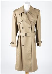 Sale 8541A - Lot 42 - A unisex Christian Dior trench coat, size 42R