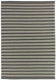 Sale 8651C - Lot 7 - Colorscope Collection; Indoor/Outdoor, Olefin/Polyprop - Grey/Black Rug, Origin: India, Size: 160 x 230cm, RRP: $669