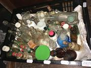 Sale 8759 - Lot 2405 - Large Collection of Alcohol Miniatures, empty