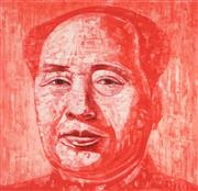 Sale 8794A - Lot 5018 - Adam Chang (1960 - ) - Mao, 2011 73 x 73.5cm