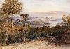 Sale 3847 - Lot 28 - HENRY GRANT LLOYD (1829-1904) - By Peat Ferry, Hawkesbury, New South Wales 1873 25 x 35 cm