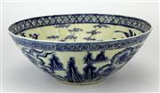 Sale 8153 - Lot 19 - Chinese Blue & White Bowl