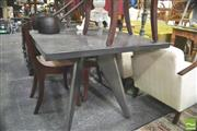 Sale 8326 - Lot 1223 - Stark Metal Table