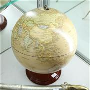 Sale 8336 - Lot 96 - Terrestrial Globe
