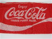 Sale 8451B - Lot 52 - Coca-Cola Bar Towel, large
