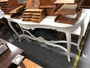 Sale 8854 - Lot 1096 - French Style Hall Table