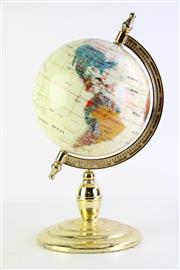 Sale 8860 - Lot 3 - Globe on Stand (H42.5cm)