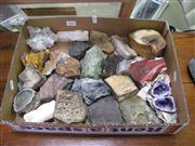 Sale 7972A - Lot 1067 - Box Mixed Geology