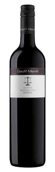 Sale 8520W - Lot 23 - 12x 2012 Geoff Merrill 'Jacko's' Shiraz, McLaren Vale The colour is a deep blood red with purple hues and great depth. The aroma s..