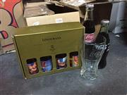 Sale 8659 - Lot 2286 - Large Assortment of Collectables incl Coca-Cola & Johnnie Walker (4 boxes)