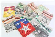 Sale 8960 - Lot 4 - Collection of 20 Vintage Rugby League News Magazines