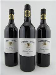 Sale 8385 - Lot 670 - 3x 2007 Tyrrells Vat 9 Shiraz, Hunter Valley