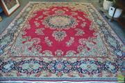 Sale 8406 - Lot 1168 - Persian Kerman (400 x 300cm)