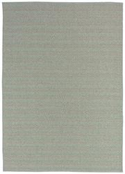 Sale 8651C - Lot 11 - Colorscope Collection; Indoor/Outdoor, Olefin/Polyprop Grey-Green Rug, Origin: India, Size: 160 x 230cm, RRP: $669