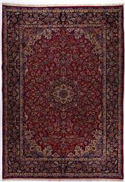 Sale 8800C - Lot 3 - A Persian Najafabad From Isfahan Region 100% Wool Pile On Cotton Foundation, 297 x 422cm