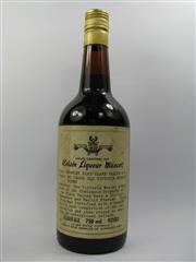 Sale 8263A - Lot 76 - 1x Clarevale Winery Raisin Liqueur Muscat, Clare Valley - old bottling