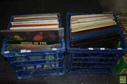 Sale 8530 - Lot 2355 - 2 Crates of LP Records