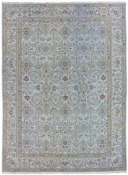 Sale 8770A - Lot 72 - Cadrys China Overdyed Classic Design Carpet, Hand-knotted Wool, 350x250cm, RRP $4,500