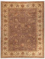 Sale 8800C - Lot 4 - An Afghan Chobi, Naturally Dyed In Hand Spun Wool, 285 x 365cm