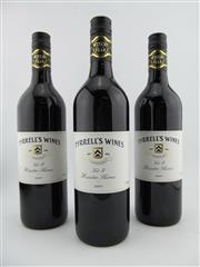 Sale 8385 - Lot 672 - 3x 2009 Tyrrells Vat 9 Shiraz, Hunter Valley