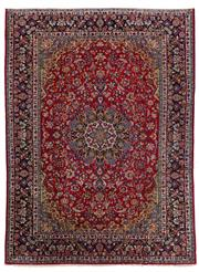 Sale 8800C - Lot 5 - A Persian Najafabad From Isfahan Region 100% Wool Pile On Cotton Foundation, 295 x 396cm