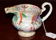 Sale 8127A - Lot 72 - A Chinese Export Ware Famille Rose Creamer ,
