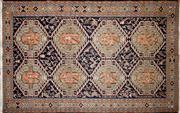 Sale 8256B - Lot 28 - Persian Somak 200cm x 126cm RRP $800