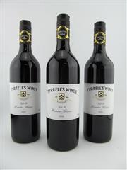 Sale 8385 - Lot 673 - 3x 2010 Tyrrells Vat 9 Shiraz, Hunter Valley
